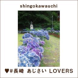 shingokawauchi ♥#長崎 あじさい LOVERS